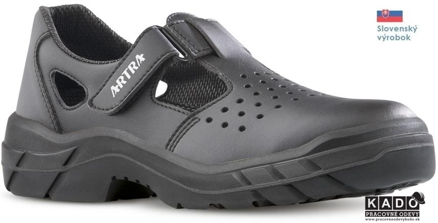 b275b2f3c4c70 Pracovná obuv Artra, zdravotná obuv Artra 100% slovenská