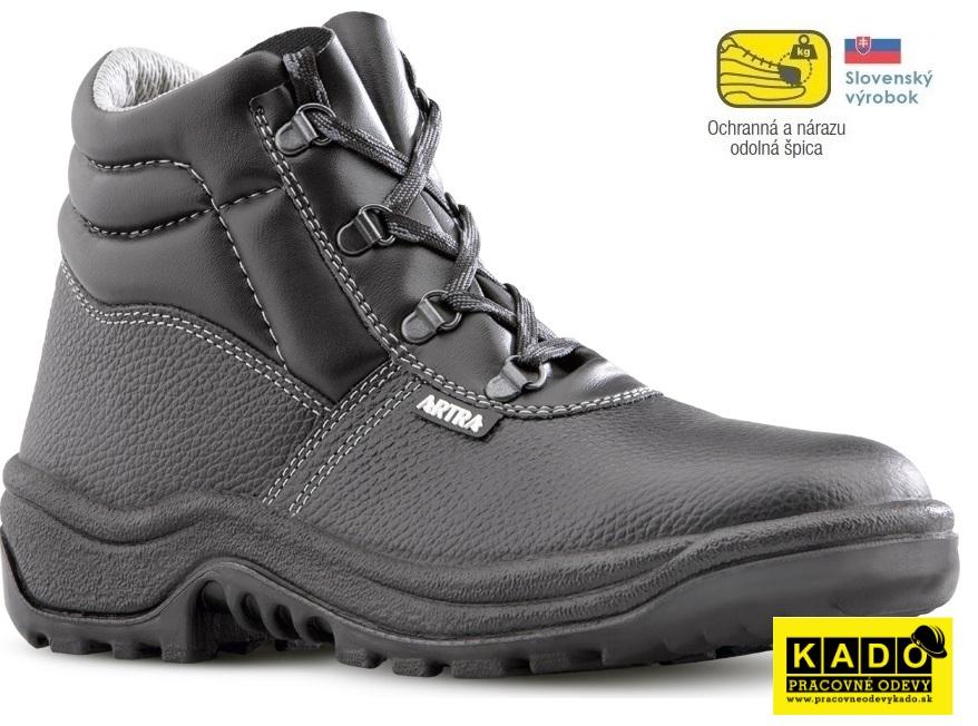 77b3d960751a6 Pracovná obuv Artra, zdravotná obuv Artra 100% slovenská