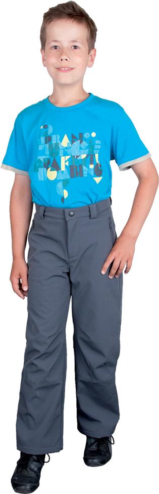 27c68eebca81 Detské softshellové nohavice TEDDY