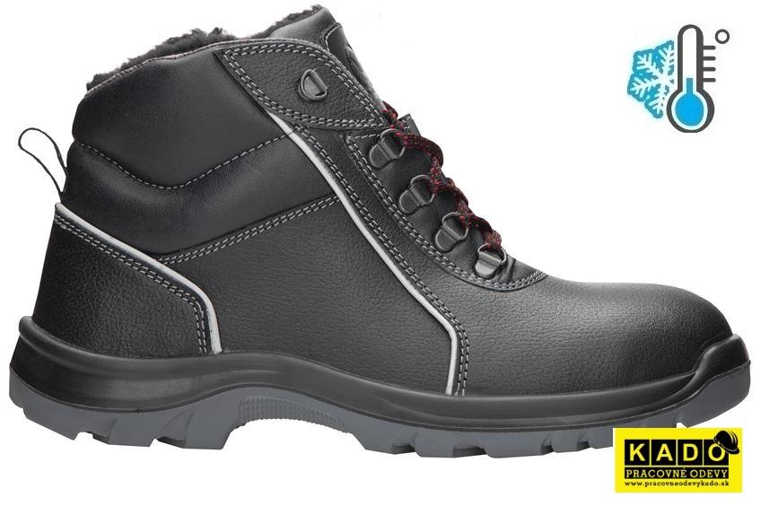 05b76f4b07da Pracovná a bezpečnostná a pracovna zateplená obuv
