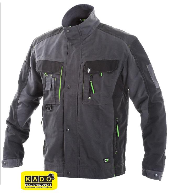 Pracovné odevy - Monterková Blúza SIRIUS LUCIUS CXS šedo-zelená. cena v  eshope 20 8c4b7dffc5