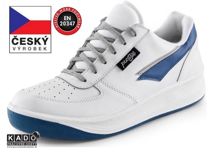 f796c7cab0 Pracovná obuv PRESTIGE sport biela M86808
