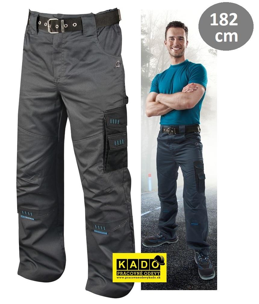 Montérkové nohavice 4TECH 02 ARDON do pásu sivo-čierne 182cm ae6e36947b