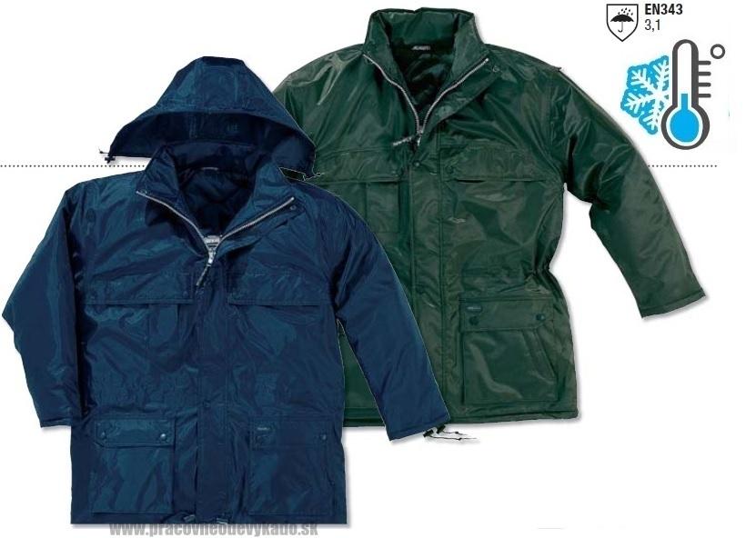 a48097843ca Pracovné odevy - Zateplené zimné pracovné bundy