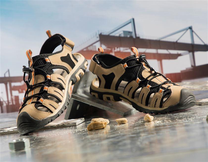 ca732b775a9f Outdoorová obuv - trekový sandál SAND pieskový ARDON