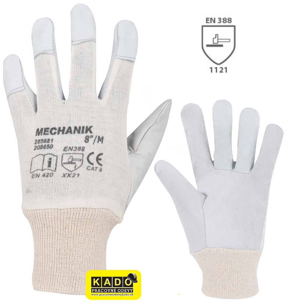 Pracovné rukavice - MECHANIK ARDON 05d65d72d6