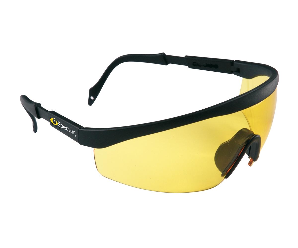 Pracovné okuliare LIMERRAY ISPECTOR žlté 93bb681c853