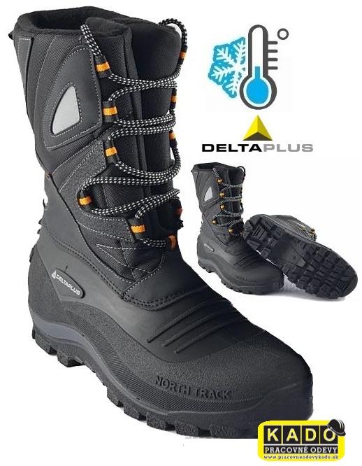 40d57e8e43d Pracovná obuv - zateplené čižmy LAUTARET 2 DELTAPLUS
