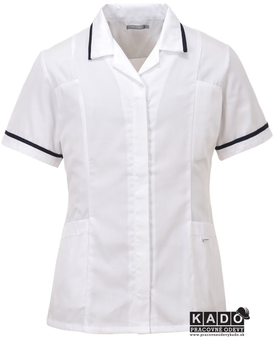 5096afc0cc4a Pracovné odevy - dámske nohavice c071 RACHEL CHEST Portwest čierne ...