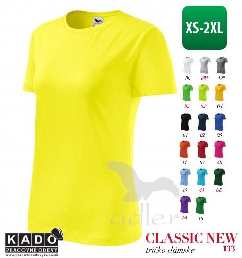 7917072c178f7 Dámske tričká | PRACOVNÉ ODEVY KADO, pracovná obuv, pracovné ...