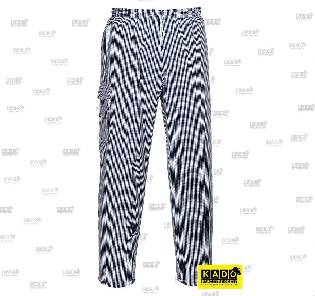 b126f4572045 Pracovné odevy - Nohavice PEPITO na šnúrku CHESTER PORTWEST