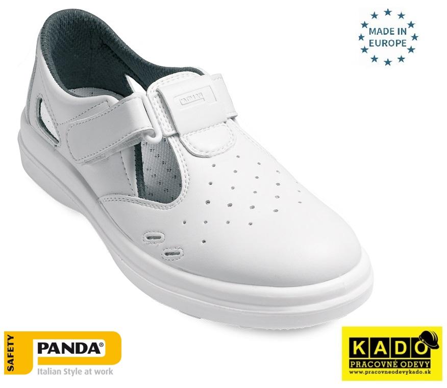 8713a7d464e5b Pracovná obuv PANDA SANITARY SANDAL O1 LYBRA