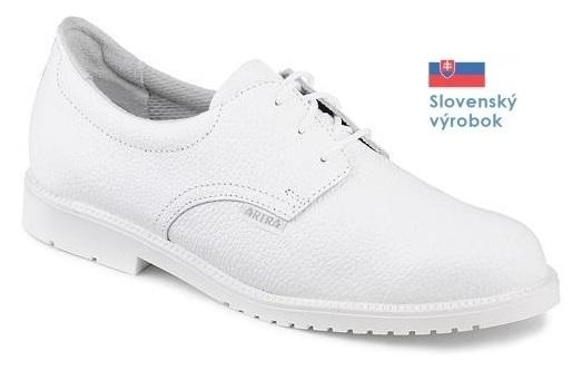 0075b54e02844 Pracovná obuv-poltopánky ARTRA 069 N OB E SRB