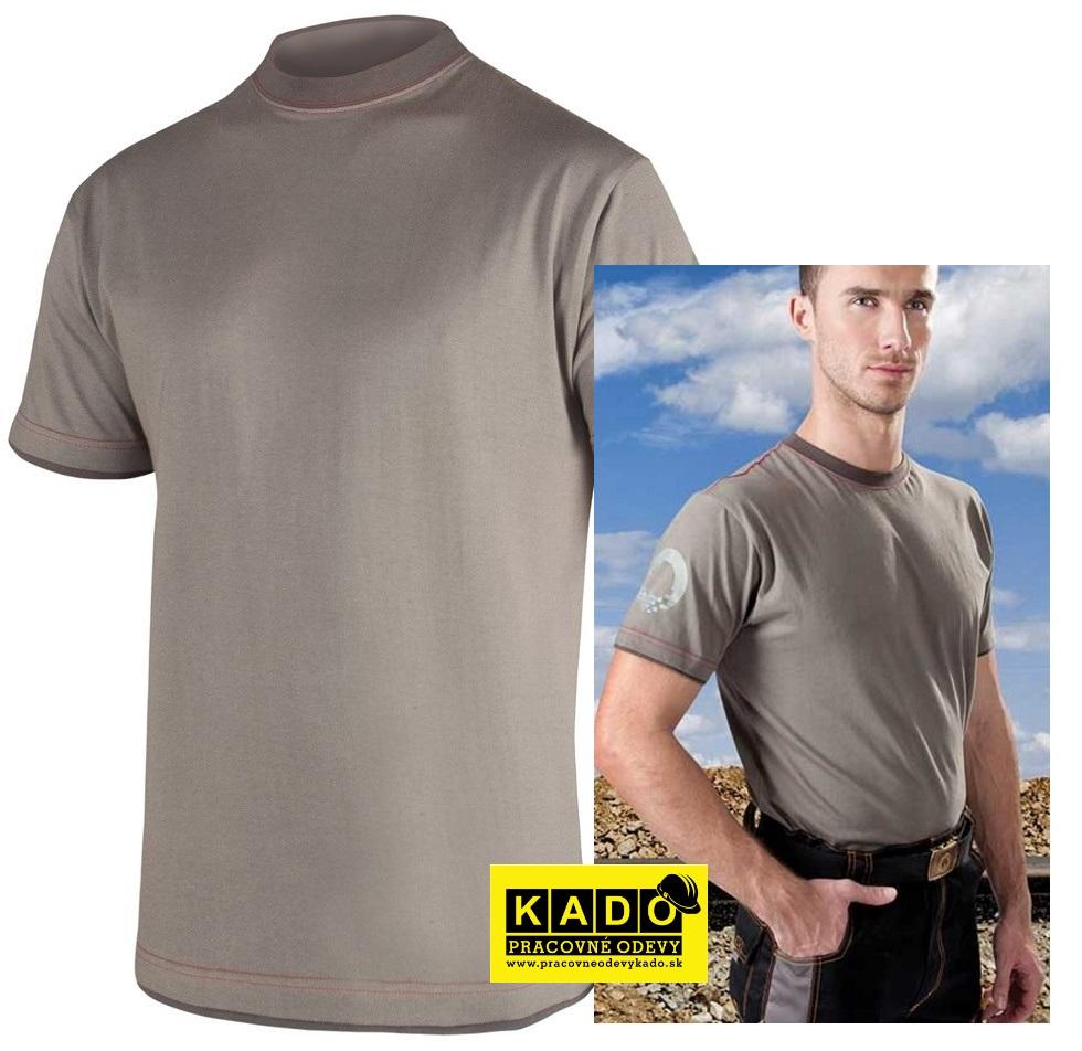 26b86106d3c Pracovné odevy - tričko 4TECH ARDON SIVÉ