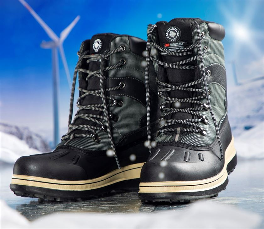 55b75e58a28a Poloholeňová obuv čižmy SNOWMAN ARDON