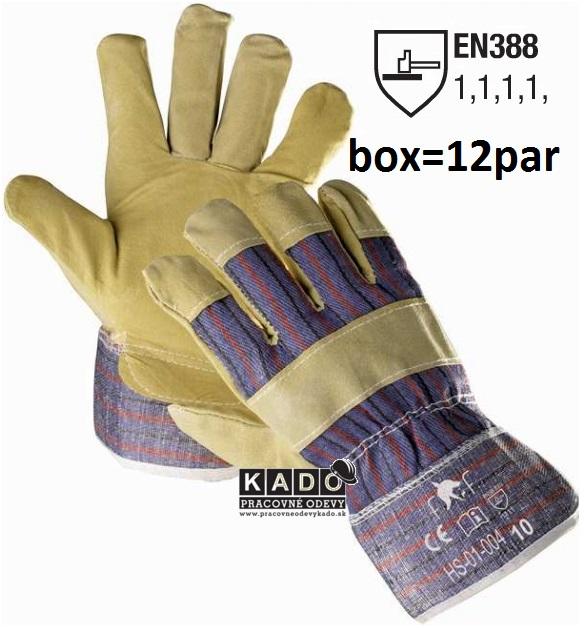 Pracovné rukavice FF TERN LIGHT HS-01-004 13e97ed6ca