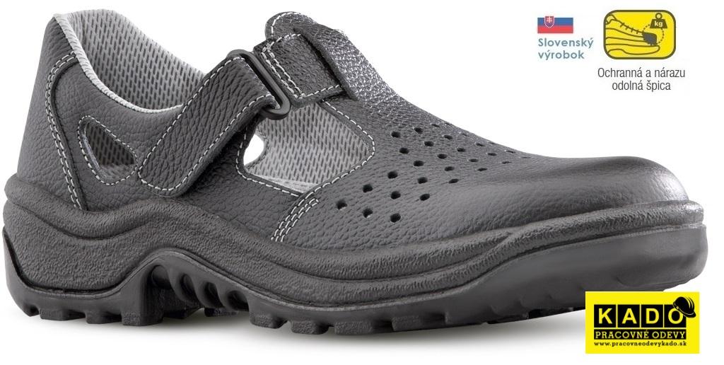 6e1c1772bb84 Bezpečnostná obuv ARTRA - sandále ARMEN 900 6060 S1 SRC