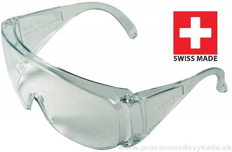 Pracovné Ochranné okuliare návštevnícke BASIC číre 5191 3443a2d56f5
