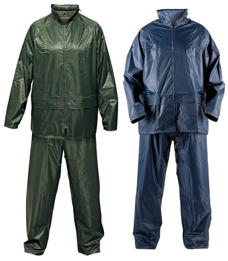 a3cbbf3485 Pracovné odevy - Nepremokavý oblek FF LARS BE-06-002 ČERVA
