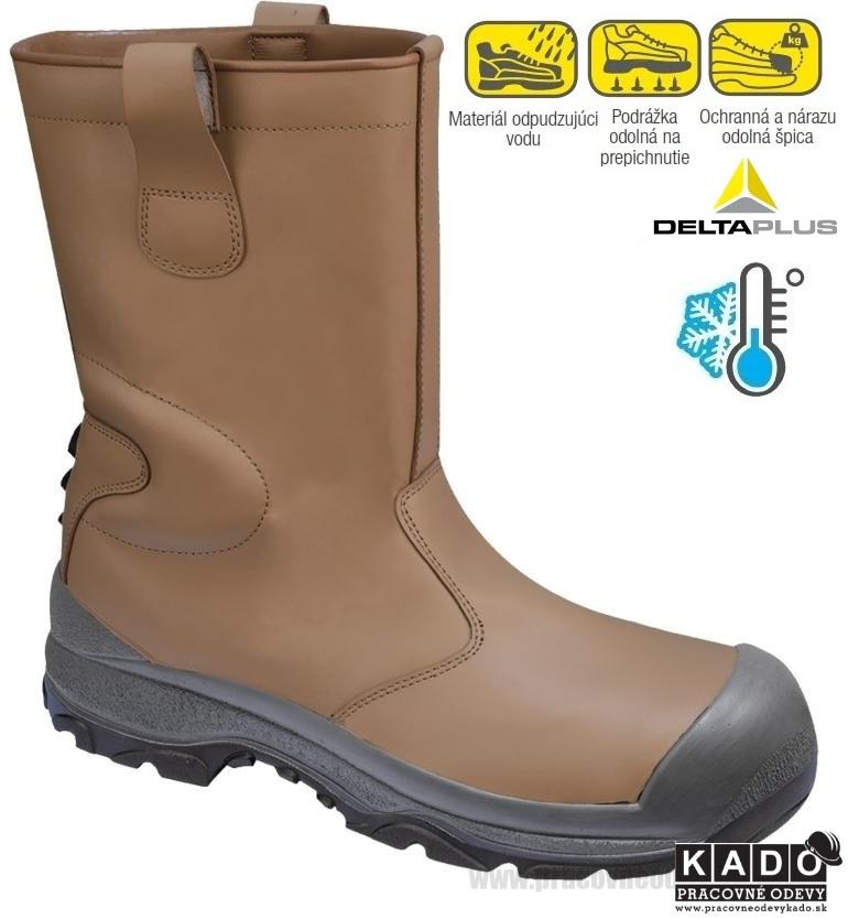 4e0c47bdaa1 Bezpečnostná zateplená obuv SAKHA S3 SRC DELTAPLUS