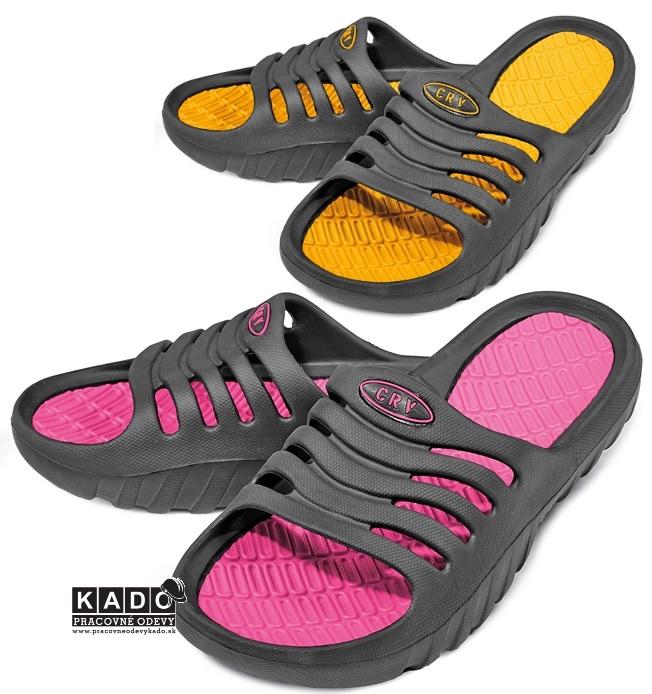 Pracovná obuv - dámske šľapky SENNEN LADY CRV f6b1536d0eb