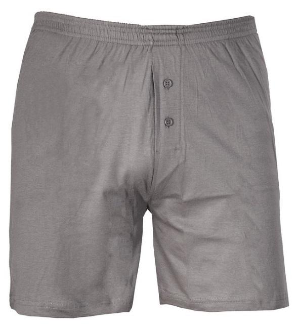 Pánske bavlnené boxerky BOXER CXS SIVÉ e87562df49