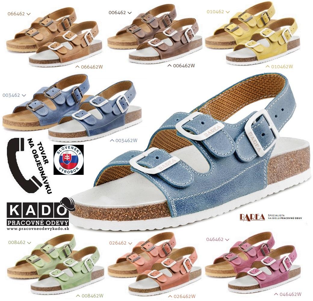 3ee14ed42309 Detská školská obuv-ortopedické sandále 462 BAREA