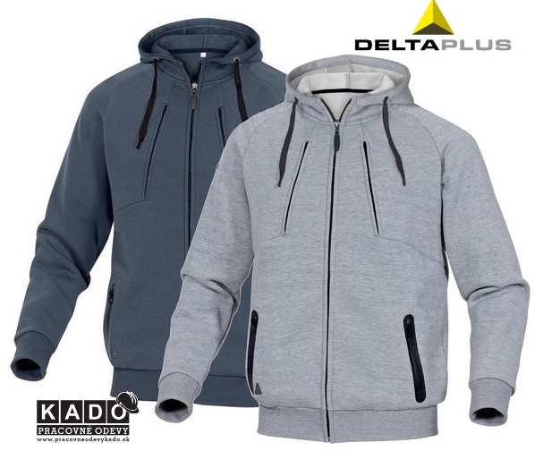 36a708fda39 Pracovné odevy - mikina s kapucňou ANZIO DELTAPLUS