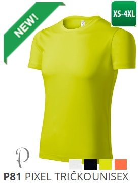 a9899a47ed4ed Pracovné odevy - P81 PIXEL Polyesterové tričko 135g UNISEX ADLER