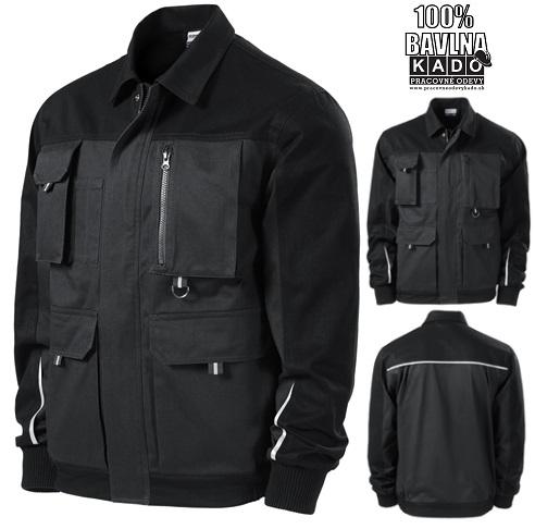 2bb321000a06 Pracovné odevy - mont. nohavice traky W02 WOODY RIMECK ADLER 02 ...