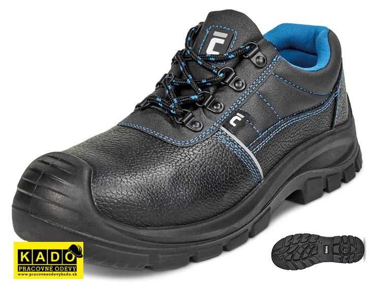 1886f3dc541 Pracovná obuv RAVEN XT O1 poltopánka SRC