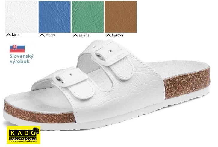 507b03e01542 Pracovná obuv BAREA - zdravotné ortopedické šľapky 030053