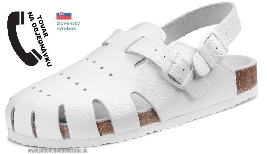 e154e1db0b1f Pracovná obuv - zdravotné ortopedické sandále 070509 dámske barea