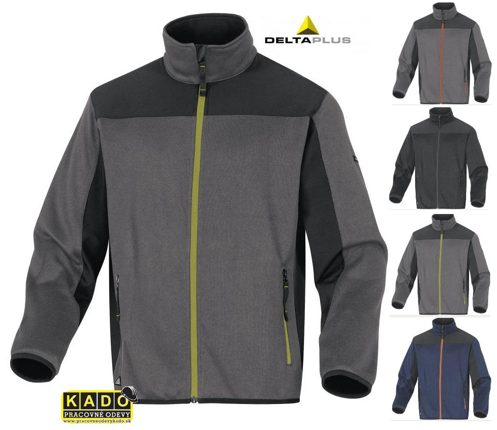 aeef981ca7f Pracovné odevy - pletený softshellový sveter BEAVER DELTAPLUS