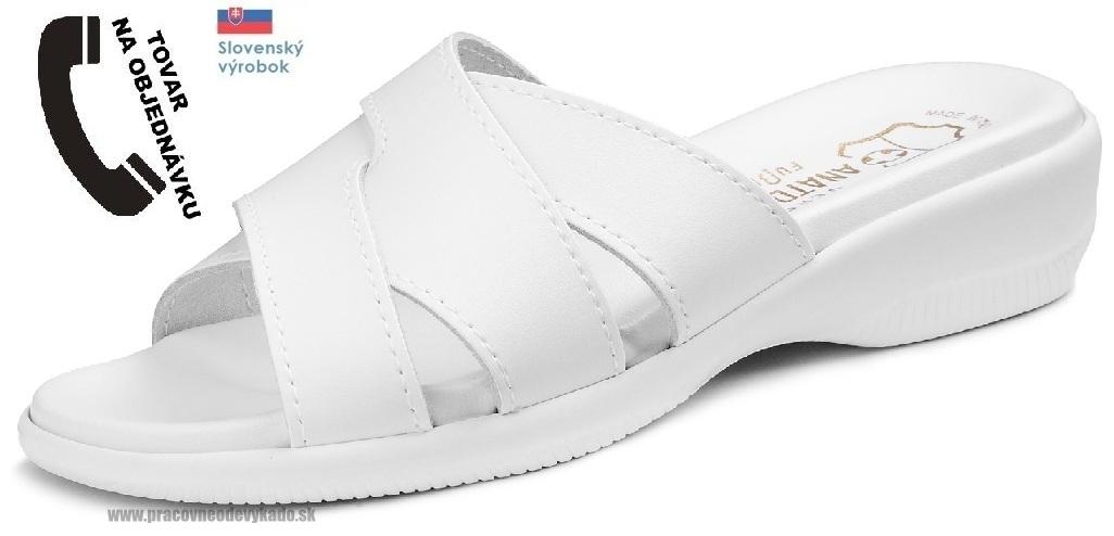7dbdf106dbdc Pracovná rehabilitačná obuv BAREA - zdavotné šľapky 080042 empty
