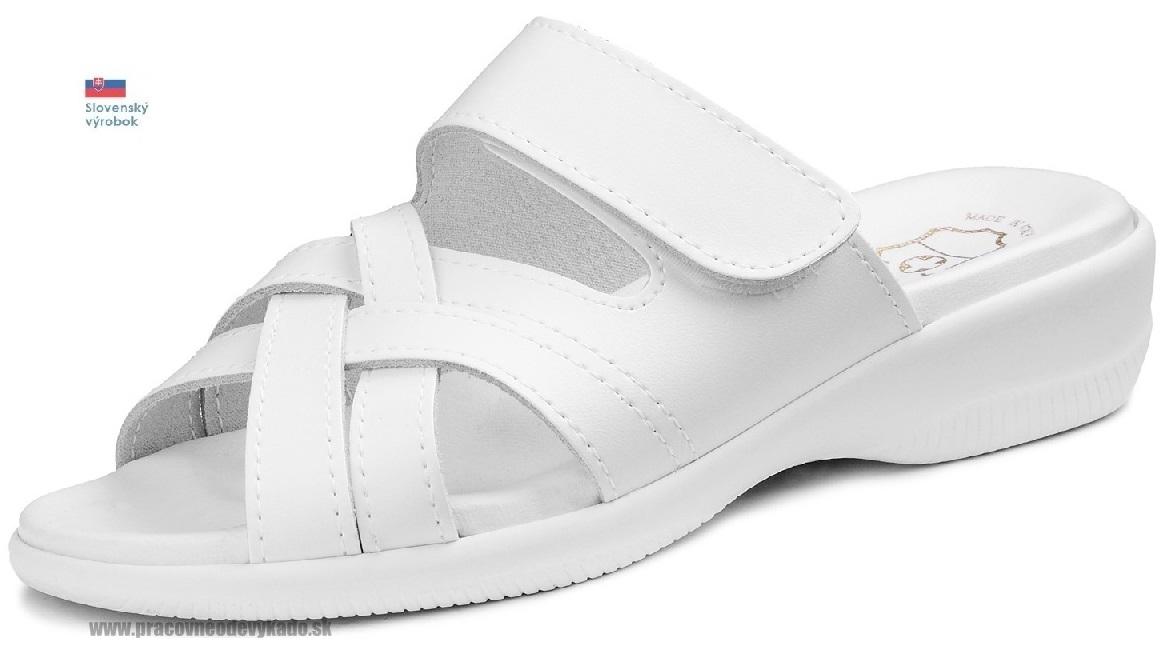 df14e1055ee2 Pracovná rehabilitačná obuv BAREA - zdravotné šľapky 080043