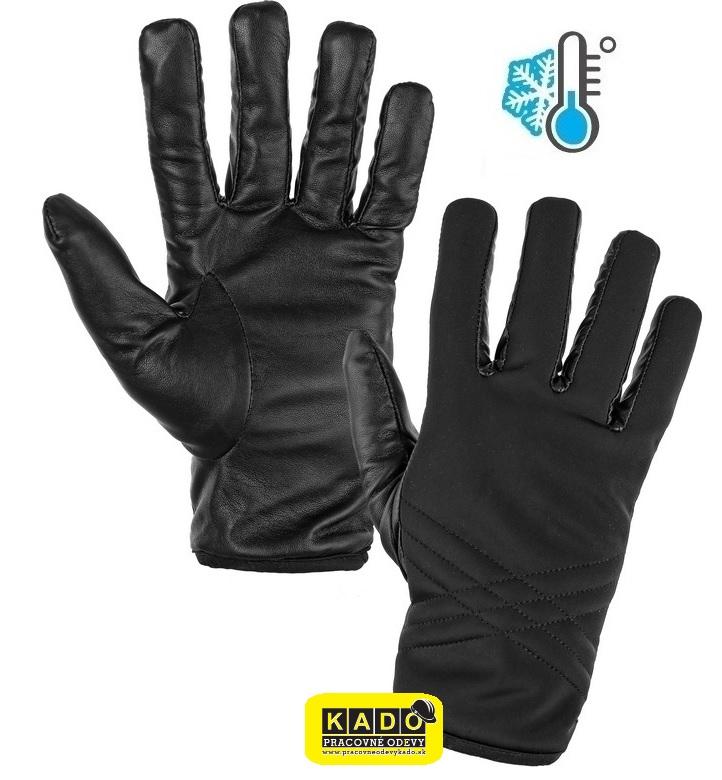 Zateplené softshell rukavice SIGYN CXS 134535b354