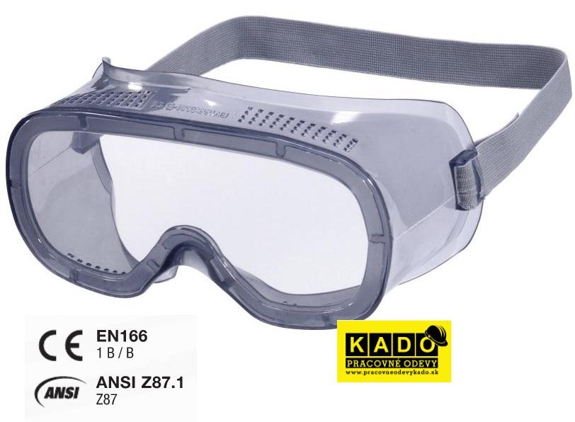 1b02d1e6e Pracovné okuliare, DELTAPLUS VENITEX, ISPECTOR,3M,UVEX