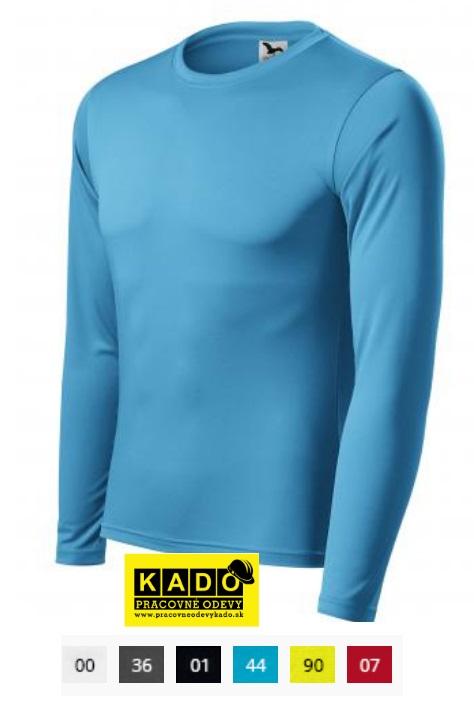 fdf1c72598d6 Rýchloschnúce tričko PRIDE 168 MALFINI LS 130g