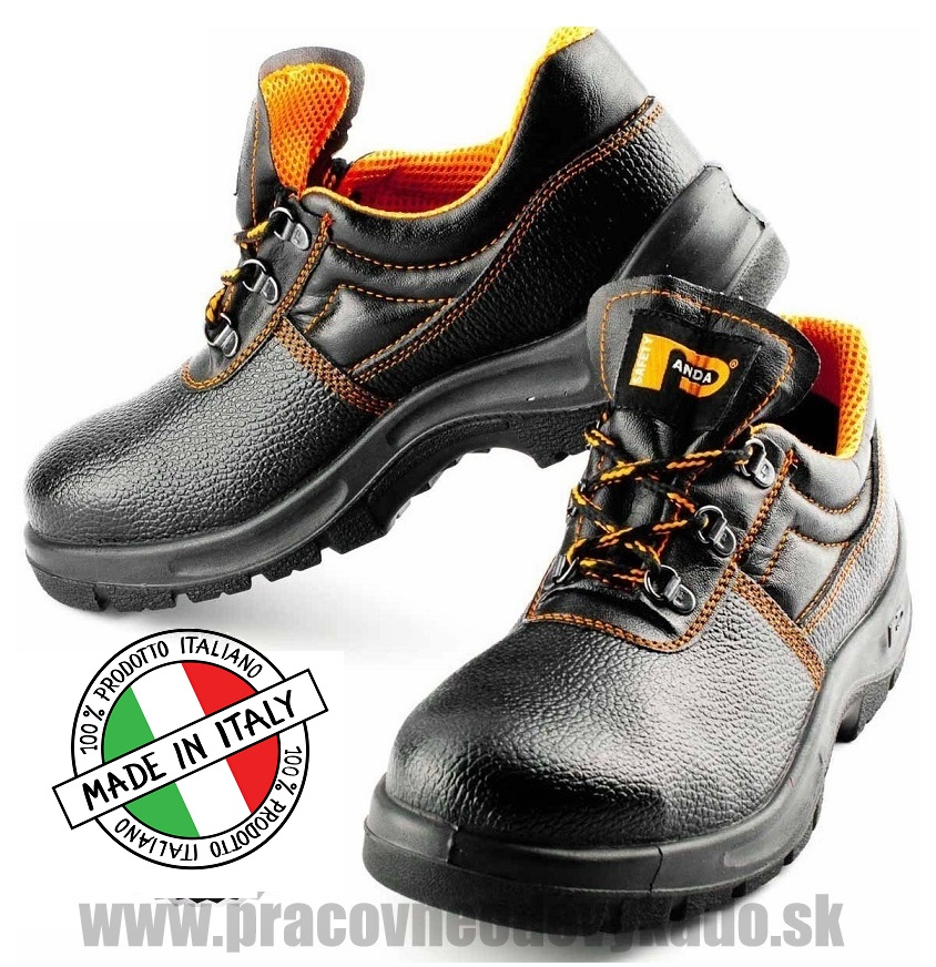 Pracovná obuv PANDA Ergon low BETA O1 6211 25b2c8bacdd