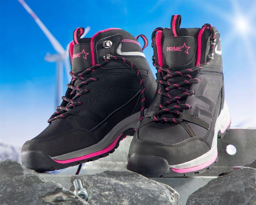 802bc1728 Pracovná a bezpečnostná certifikovaná treková, trekingová obuv