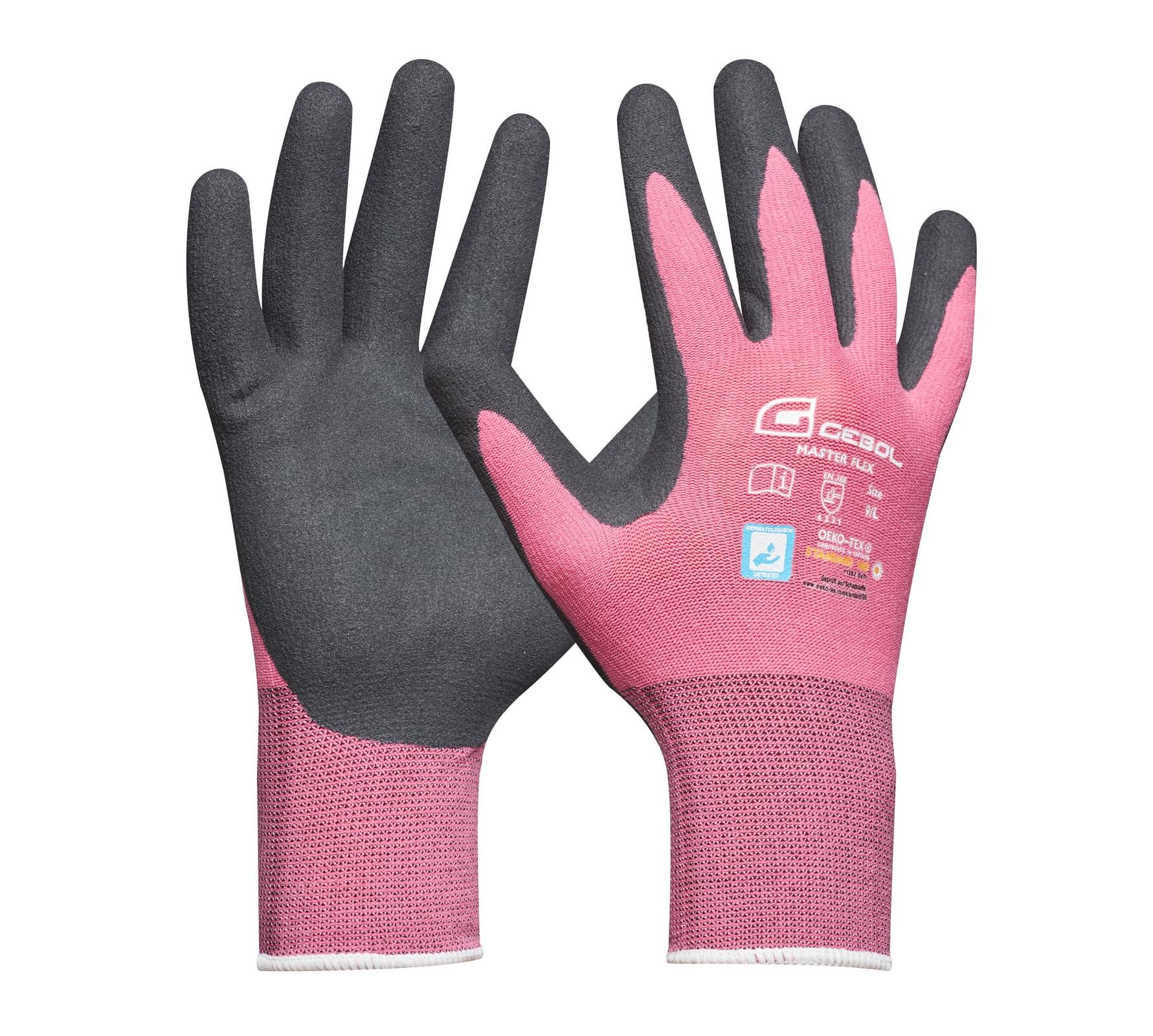 132c90c027 Dámske pracovné rukavice MASTER FLEX LADY GEBOL