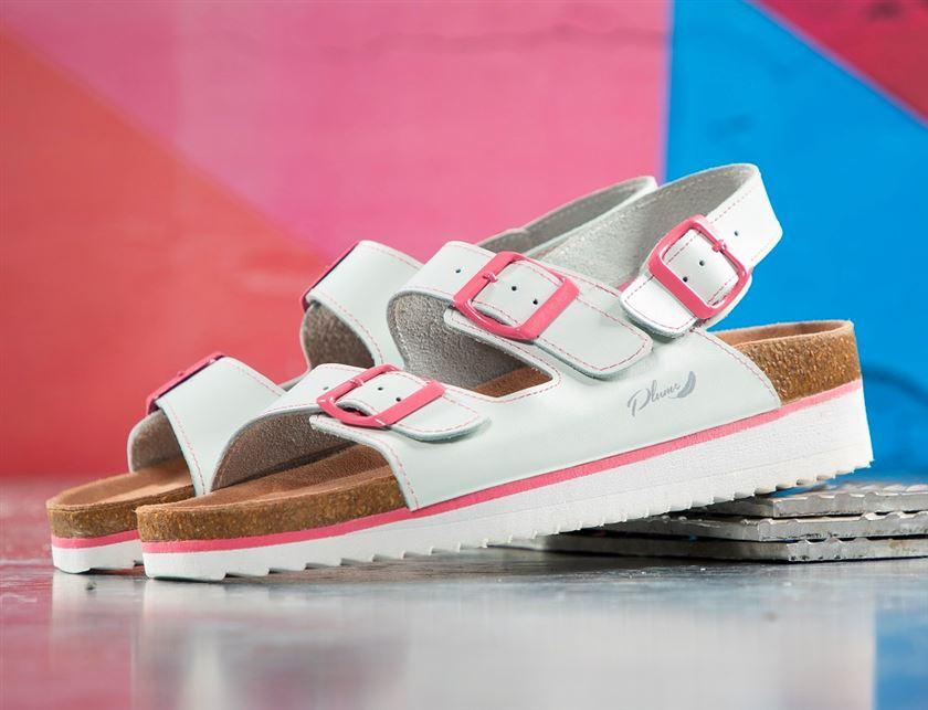 12ad87e6f98a Zdravotné sandále VENUS ARDON biele
