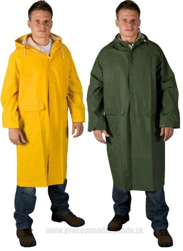 c9af2c6540 Pracovné odevy - Ochranný nepremokavý plášť CETUS CYRIL