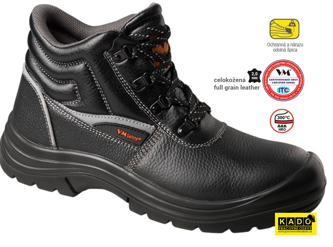 ad6bd7f0f0d6 Bezpečnostná obuv VM - BRUSEL 2880 S1 SRC