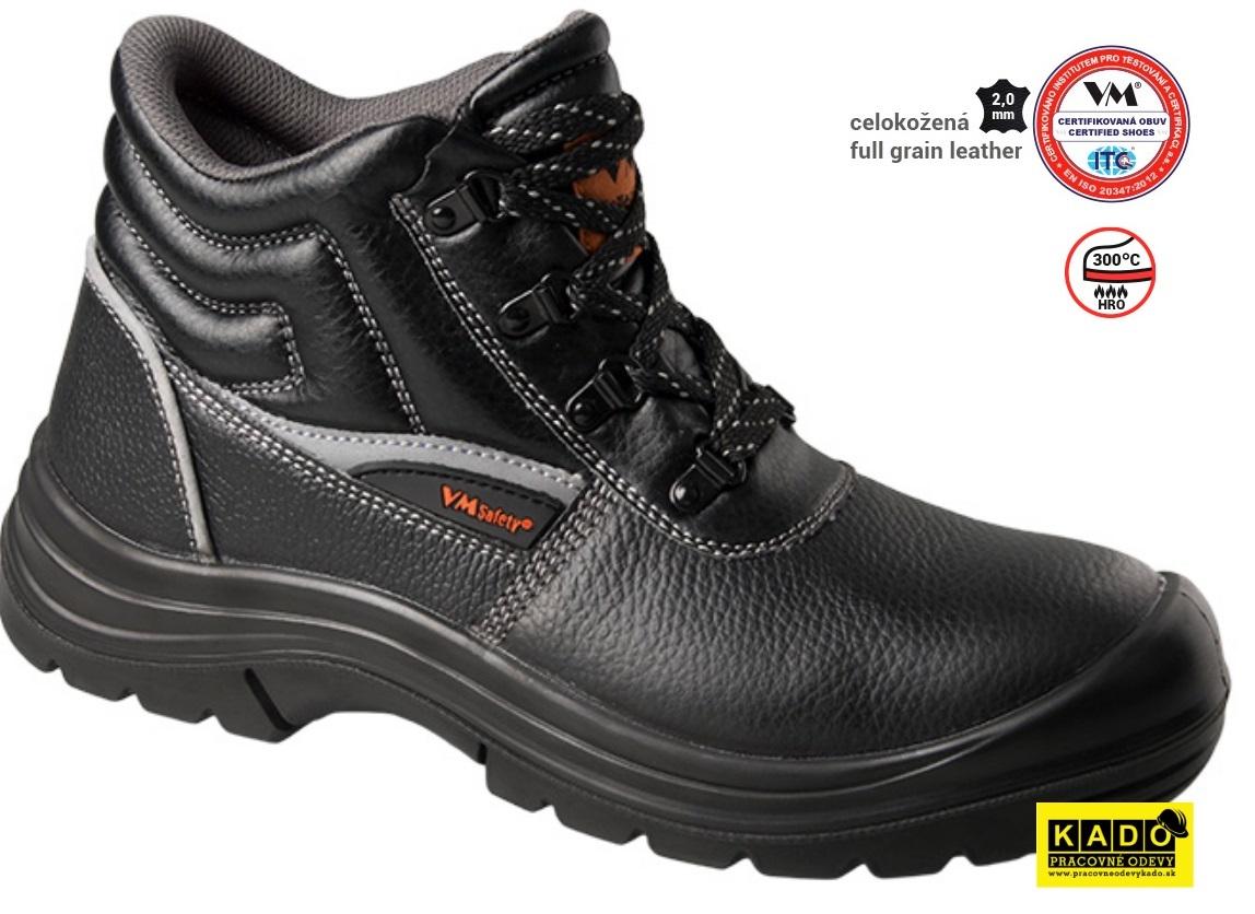 fed32d1933 Pracovná obuv VM - BRUSEL 2880-O1 SRC
