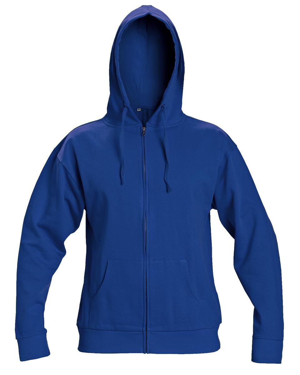 Pracovné odevy - Pánske mikiny NAGAR ČERVA 5c9983dc9b