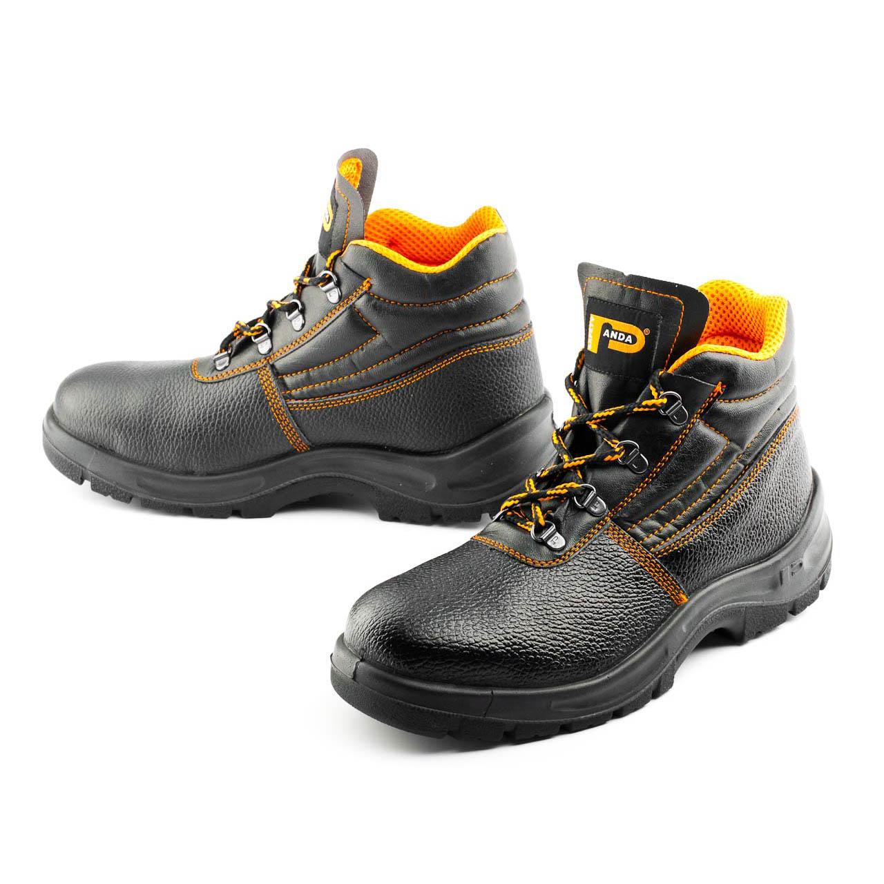 46951b263e78f Pracovná obuv PANDA ERGON Ankle O1 ALFA