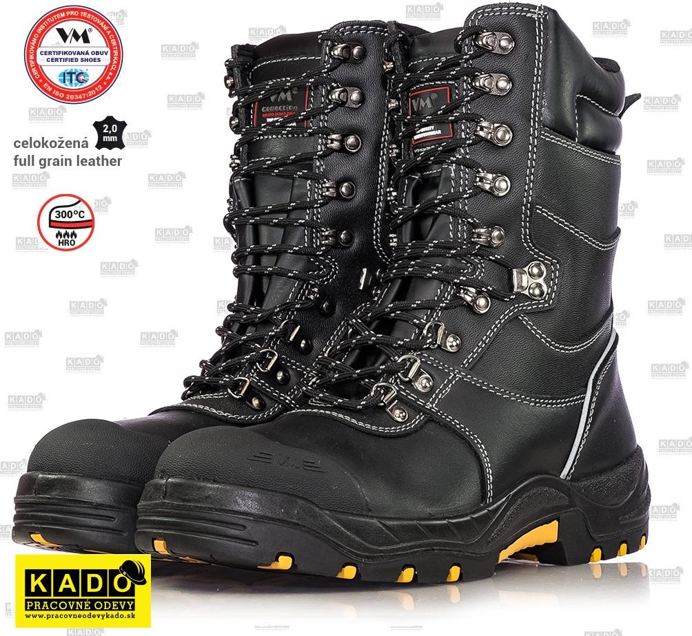 b2ee299eb0 Bezpečnostná obuv VM-GLASGOW 2390-S3 CI
