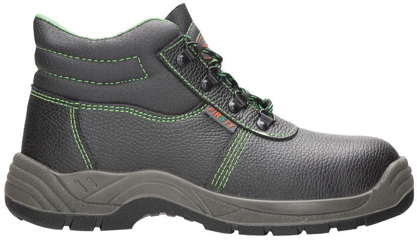 f1f5761f35782 Pracovná a bezpečnostná obuv FIRSTY HIGH S1P